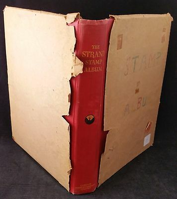 Stanley Gibbons Strand Stamp Album, world collection Victoria on, all pictured