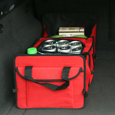 Car Trunk Auto Organizer Container Tool Cargo Folding Collapsible Bag Storage