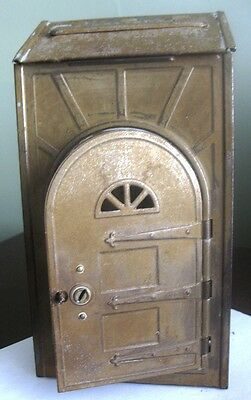 Vintage Mailbox - 1954- Patent Novelty Company Architectural Salvage - Free Ship • CAD $82.57