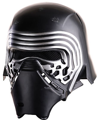 Kylo Ren 2 Piece Adult Mask Helmet Star Wars The Force Awakens