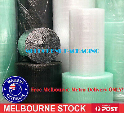 Bubble Wrap 300 / 375 / 500 / 750mm-(W) 50M/100M -(L) Roll 10mm Bubbles