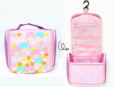 Sanrio Little Twin Stars Travel Organizer / Hanging Pouch Registered Ship