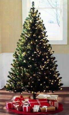 Pre-Lit 6.5' Madison Pine Christmas Tree - Clear OR Multi colored lights
