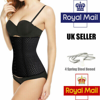 Sauna Slimming Belt Body Shaper Wrap Weight Loss Fat Burner Cellulite Burn Hot @
