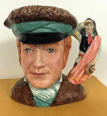 Mid Royal Doulton Character Jug William Clark D7234 ***limited Edition ***