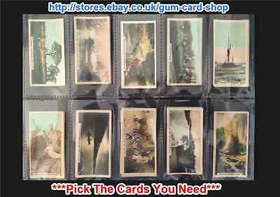☆ Cavanders - Homeland Series 1924 (Black Back) (G) *Pick The Cards You Need*