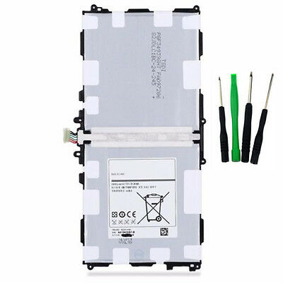 T8220E Battery For Samsung Galaxy Note 10.1 2014 Edition SM-P600 P605 P601+Tools