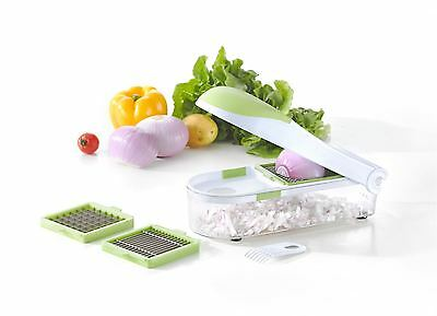 Vinsani Kitchen Vegetable Cutter Onion Vegetable Fruit Cutter Chopper Slicer
