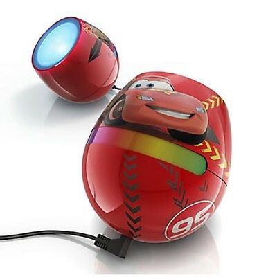 Philips DISNEY CARS Children's Bedroom Living Room MOOD LIGHT 64 Colors LED Lamp