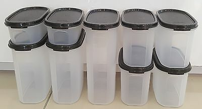 Tupperware Modular Mates Kitchen Combo OVAL Set (9 IN 1) - Lowest Price