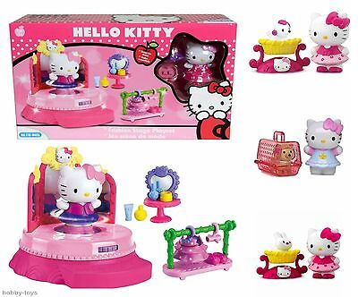 * Hello Kitty Bundle * All 4 Playsets £14.99 + Free Uk P&p *