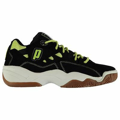 Prince Mens Gents NFS Indoor II Court Shoes Laces Fastened Training Footwear