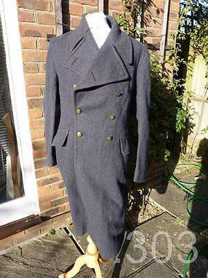 1956 RAF Royal Air Force Other Airmen Greatcoat New Pattern