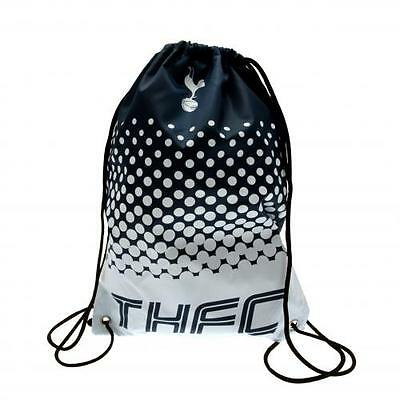 Tottenham Hotspur Gym Bag Fade PE Gift New Official Licensed Football Product
