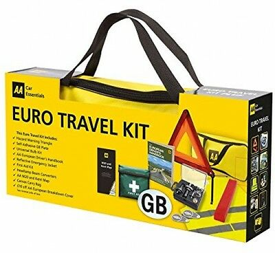 AA Euro Travel Kit for Driving in Europe