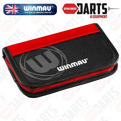 Winmau Super Darts and Accessory Case / Wallet - Pink - Durable - Holds 2 Sets