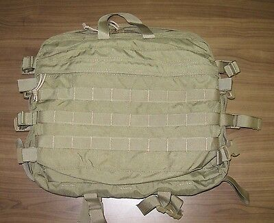 Eagle industries Ranger medic bag pack khaki backpack back molle SFLCS MLCS RLCS