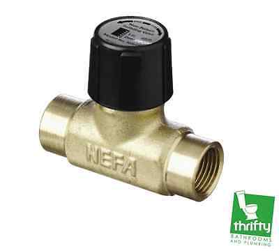 "1/2"" Female Non Return Valve for Hot Water Heaters"