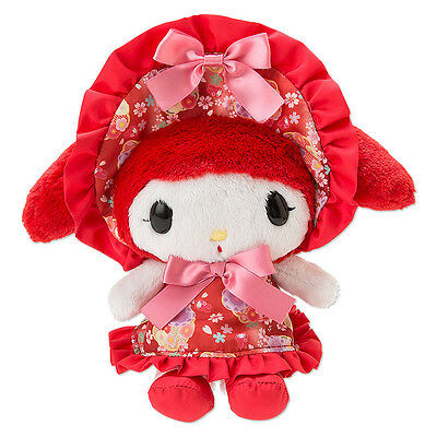 My Melody Plush Doll S Lolita Red ❤ Sanrio Japan