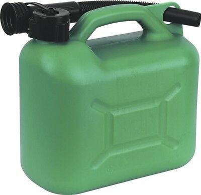 Sealey Fuel Can 5ltr - Green
