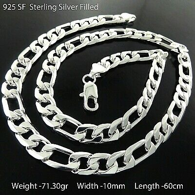 40 Genuine Real 925 Sterling Silver S/f Solid Ladies Tbar Pendant Necklace Chain