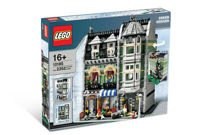 *NEW* Lego 10185 GREEN GROCER