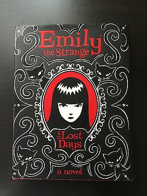 Emily the Strange The Lost Days Book And 7 Different Volume Issues