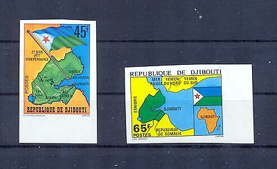 Djibouti 1977 Idependence issue imperforate. VF.