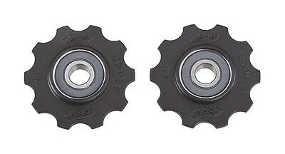 Bbb Rollerboys Jockey Wheels Noir 10T Campagnolo