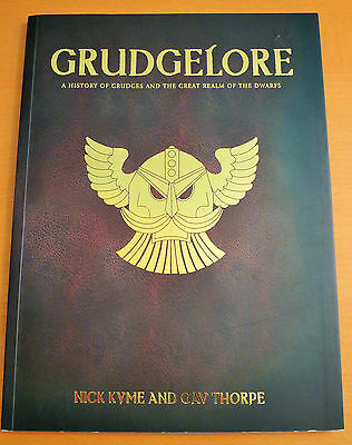 Grudgelore - History of Grudges and the Great Realm of the Dwarves - Warhammer