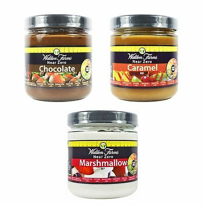 Walden Farms Near Zero Calorie Dip Sauce Carb Free Fat Free Different Flavours
