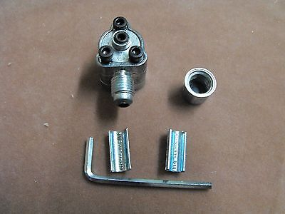 "BPV21: SUPCO BULLET PIERCING VALVE FOR 1/2To 5/8"" TUBING GENUINE"