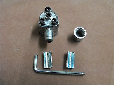 "BPV31: SUPCO BULLET PIERCING VALVE FOR 1/4To 3/8"" TUBING GENUINE Also RF002"