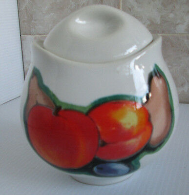Misono Tuscany Sugar Bowl With Lid Soojin Choi Colourful Kitchen