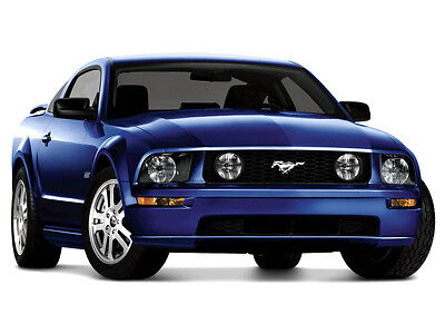 Workshop Manual Ford Mustang 2005 2010 Taller On Dvd Repair Service English