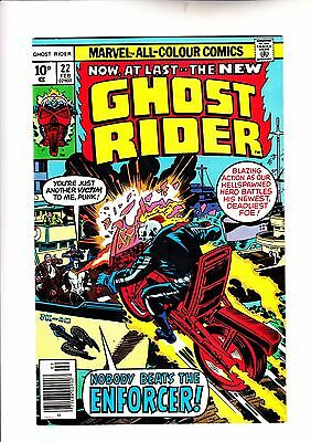 Ghost Rider 22 1st app of The Enforcer
