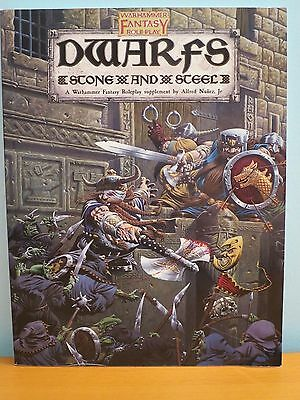Dwarfs Stone and Steel - Warhammer