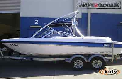 INDY LIQUID PRO Wakeboard tower Polished finish 5 YEAR WARRANTY ** SALE **