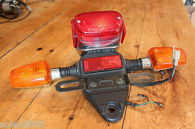 Yamaha vino JY50 tail light assembly with flashers - USED