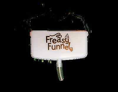 Freasy Funnel - Save time & hassle cleaning your soft-serve machines