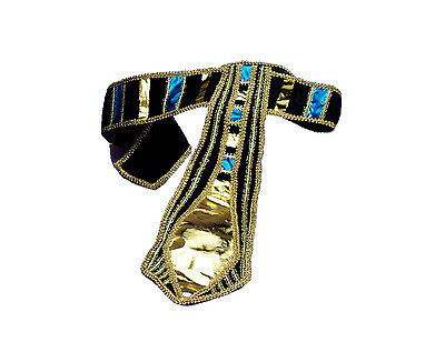 Egyptian Cleopatra Belt Adult Costume Accessory, One Size