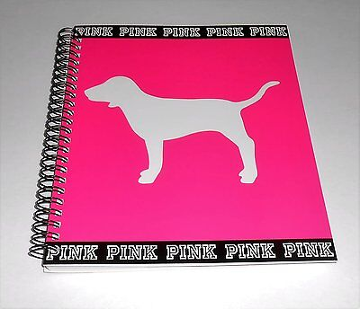 Victoria's Secret Pink Limited Edition 2016 Student Planner Neon Pink NWT