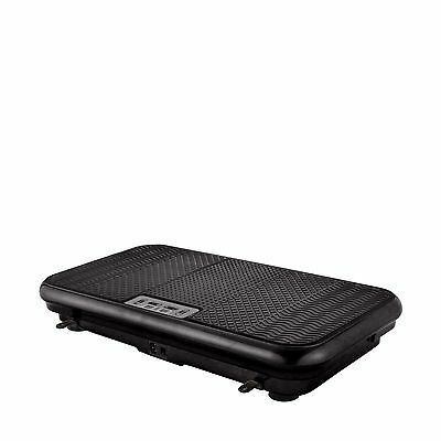 Vibration Machine Fit Plate VibroSlim Ultra Black for Weight Loss