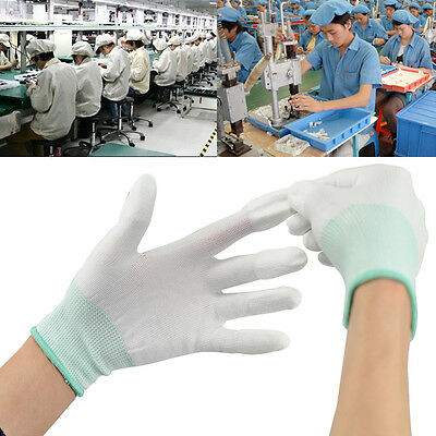 10Pairs Anti Static ESD Safe Gloves Electronic Working Gloves Finger Protection1