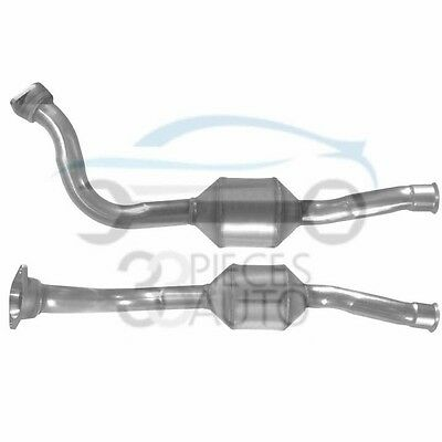 BM80148 Catalyseur PEUGEOT EXPERT 2.0HDi (chassis RP08576-08973) 6/00-2/01