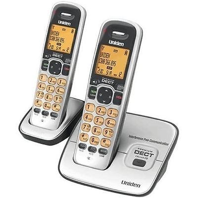 UNIDEN 3015+1 Premium DECT Digital Technology Cordless Phone System HOME OFFICE