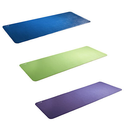 Airex Calyana Prime Yoga Pilates Exercise Fitness Lightweight Non-Slip Mat 4.5mm