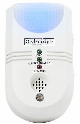 Oxbridge Plug In Ultrasonic Mouse/Mice/Rat/Insect Pest Rodent Repeller