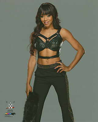 WWE 8x10 Official Promo Photo Alicia Fox 2016 BRAND NEW