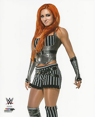 WWE 8x10 Official Promo Photo Becky Lynch 2015 BRAND NEW